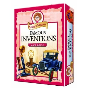 Professor Noggins Famous Inventions