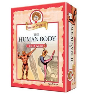 Professor Noggins the Human Body