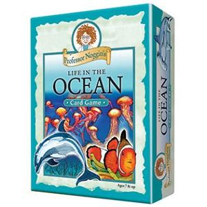 Professor Noggins Ocean Life