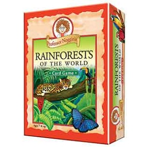 Professor Noggins Rainforests