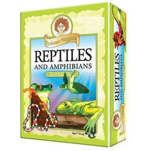 Professor Noggins Reptiles and Amphibians