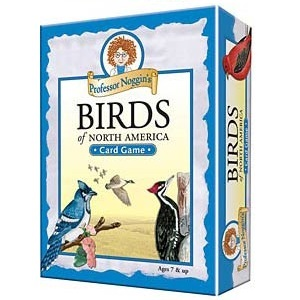 Professor Noggins Birds North America