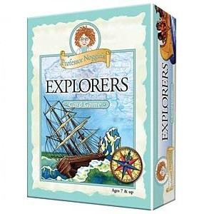 Professor Noggins Explorers