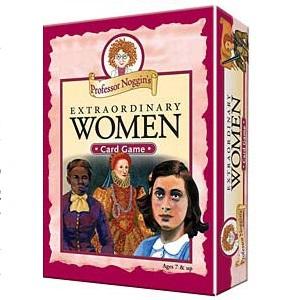 Professor Noggins Extraordinary Women
