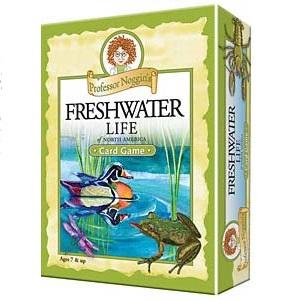 Professor Noggins Freshwater Life