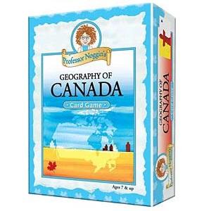 Professor Noggins Geography of Canada