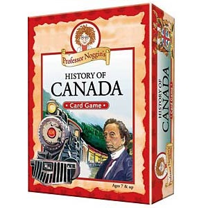 Professor Noggins History of Canada