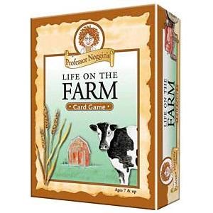Professor Noggins Life on the Farm