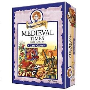 Professor Noggins Medieval Times