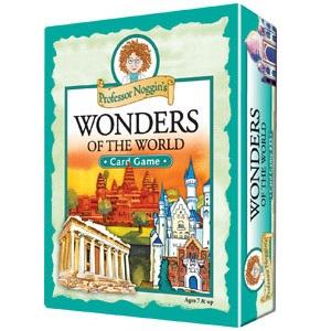 Professor Noggins Wonders of the World