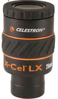 CelestronXCell25mmeyepiece