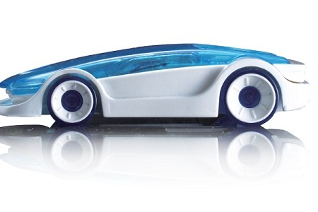 OWI Salt Water Fuel Cell Car 1