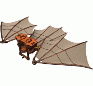 Da Vinci Great Kite 1