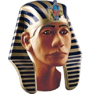 peg sculpture head tuankhamun discover planet