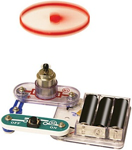 Snap Circuits Flying Saucer