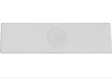 Concave blank slides