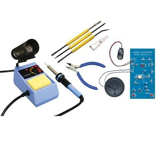 Deluxe Learn to Solder Kit SK-175