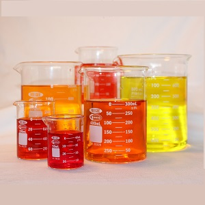 Beakers GroupCanadian Scientific Glassware Photo 3787