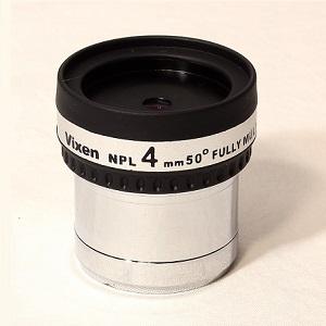 NPL 4mm Plossl Vixen 39201 Pic1397