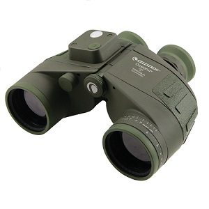 Oceana 7x50 Olive Green Reticle Compass Celestron 71189B