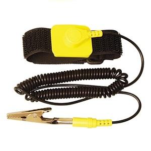 Anti Static Wrist Strap Velcro Elenco WS-1Y.jpg