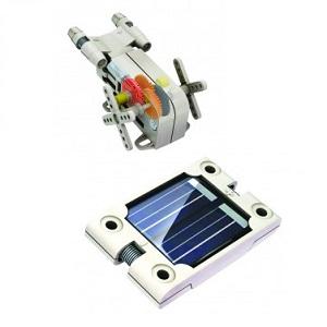 Solar Gearbox Kit Elenco 21-138