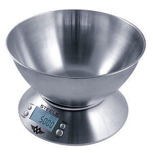 STEELE Digital Scale MyWeigh