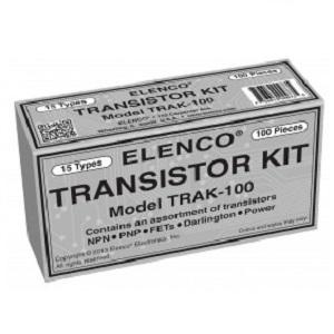 Transistor Kit Elenco TRAK100