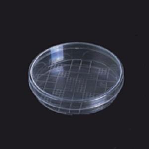Plastic Pitri Dish with Grid Walter MK1002C-20