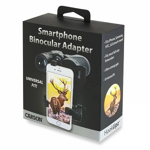 Hookupz Smart Phone Bino Adapter Carson IB-700