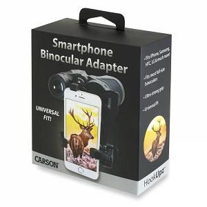 Hookupz Smart Phone Bino Adapter Carson IB-700
