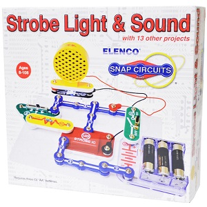 SC Strobe Light and Sound Elenco SCP14