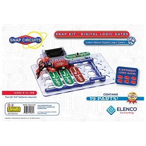 SC Digital Logic Gates Elenco SCDLG100