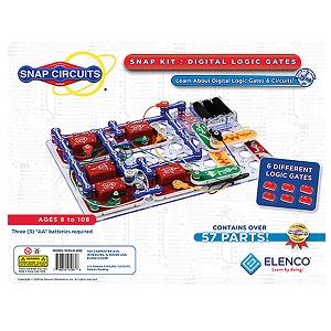 SCDigitalLogicGates200-Elenco-SCDLG200