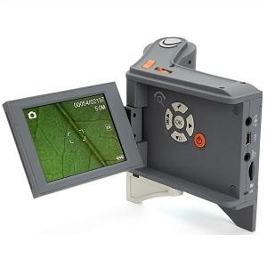 FlipView LCD Digita lHandheld Microscope Celestron 44314
